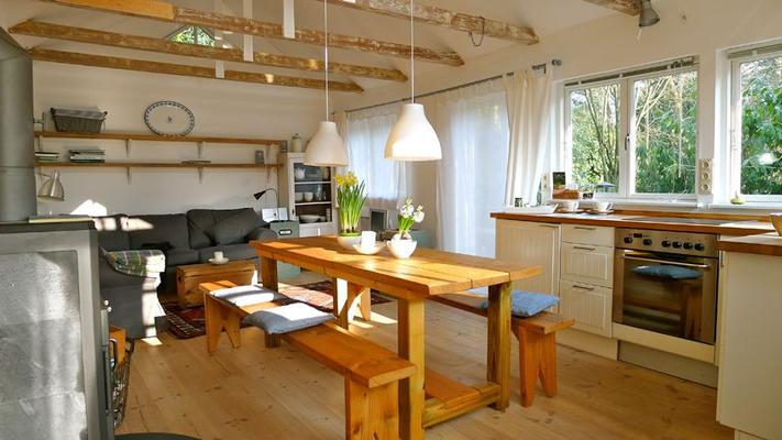 Romantisches Ferienhaus In Hamburg Mit Garten 50382 Ferienhaus