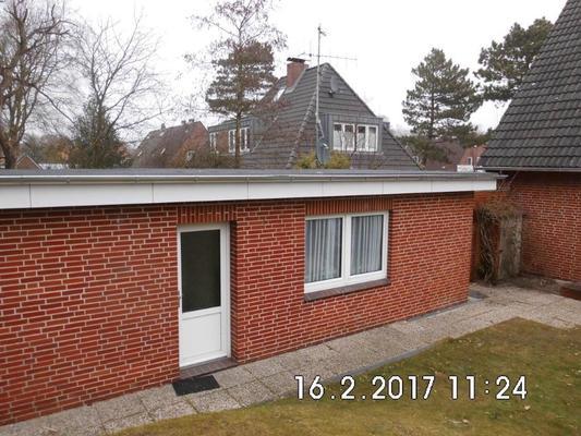 Haus Düneneck Wohnung 4 Gartenhaus 32472 Ferienwohnung St
