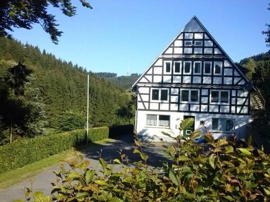Haus Höhenflug, Wohnung Zur Hunau - Schmallenberg