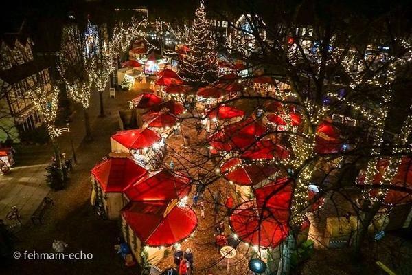 Weihnachtsmarkt Fehmarn.Urlaubsdomizil Burg Erdgeschoss 10987 Ferienwohnung Burg Fehmarn