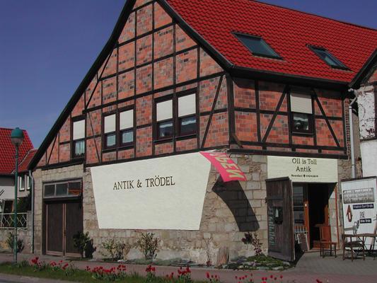 Antik- Ferienhaus Westerhausen - Quedlinburg