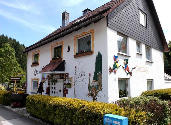 Zum Hexenhaus - Die besondere Ferienwohnung - Wildemann