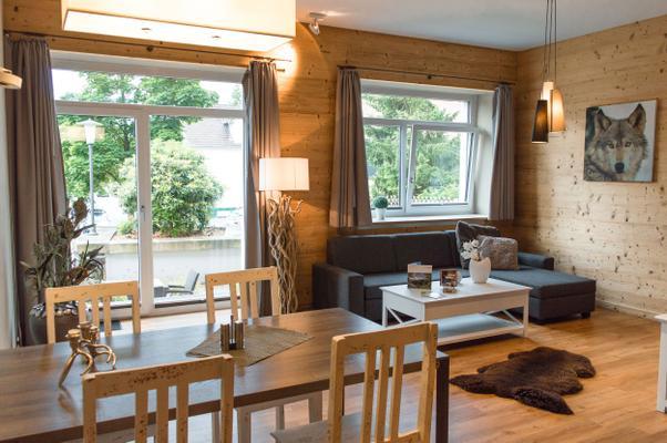 Stadt Chalet - Appartement für 2-3 Personen - Braunlage