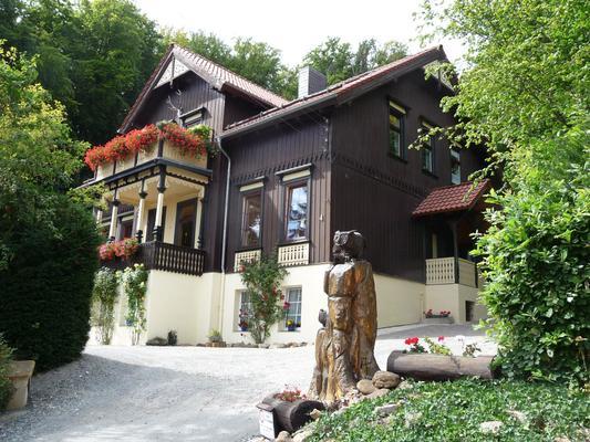 Ferienwohnung Villa Wildschuetz - Blankenburg