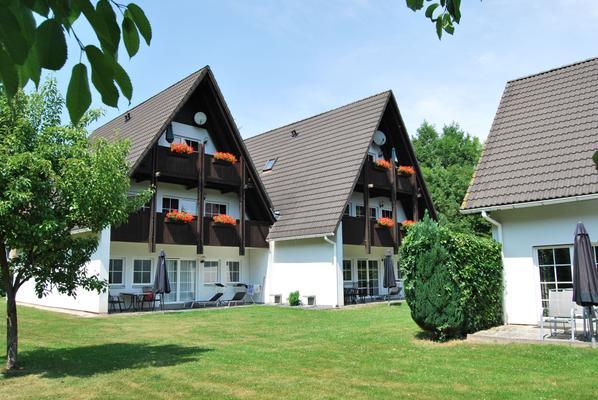 Ferienwohnungen Stricker Typ B, Terrasse 3 ST. - Walkenried