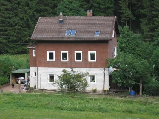 Ferienwohnung Waldesruh - St. Andreasberg