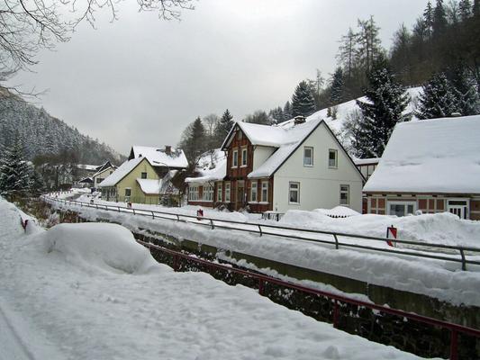 Ferienhaus Busse Wohnung A - Zorge