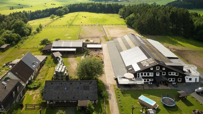 Reit- und Ferienanlage Tannenhof, Whg. 1 - Medebach
