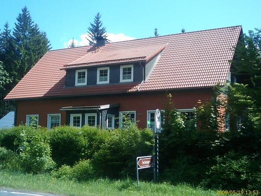 Haus Tanneck, Ferienwohnung 1 - Clausthal-Zellerfeld