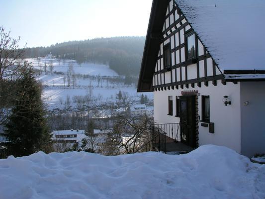 Haus Eichenhöh, Wohnung B - Winterberg-Züschen
