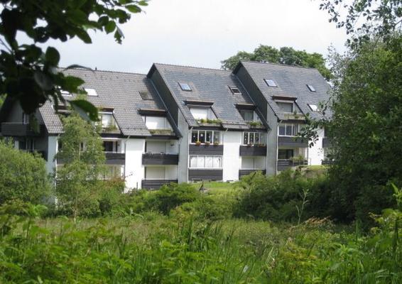 Haus Azalee-FeWo direkt am Wald-große Sonnenloggia - Hahnenklee