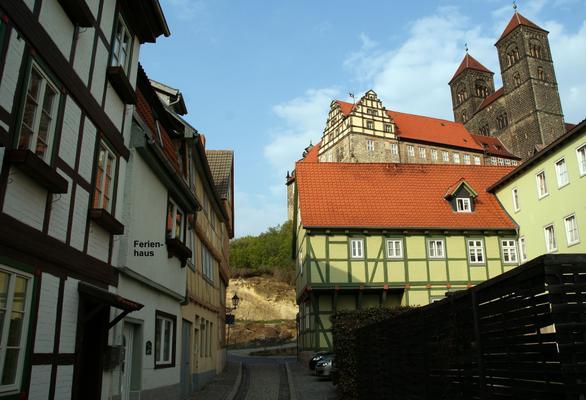 Ferienhaus Rittergasse - Quedlinburg
