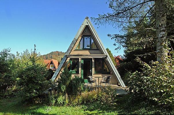 Ferienhaus Silva - Wolfshagen