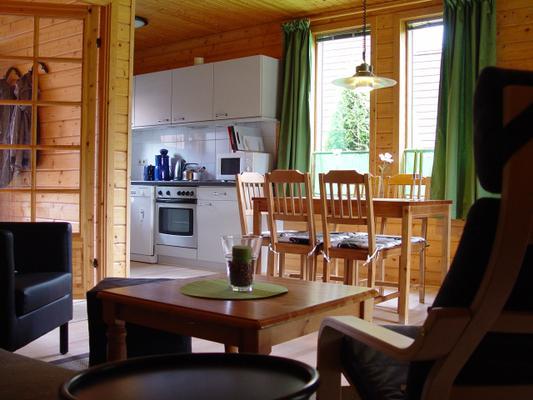 Kinderfreundliche Ferienanlage Blauvogel, Ferienhaus 15 - Hasselfelde