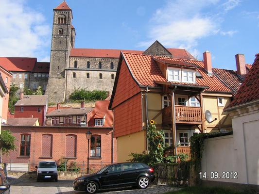 Ferienwohnung Mittelalter-Domizil Wohnung 1 - Quedlinburg