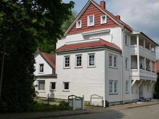 Haus Agathon Fewo 3 - Bad Grund