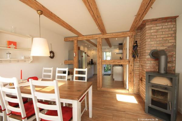 Lauwenhaus mit Sauna, Garten, Wlan - Braunlage
