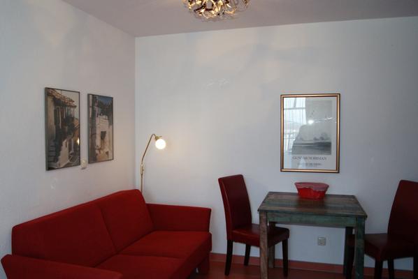 Whg 306 2 R Studio Mit Balkon 16066 Ferienwohnung Neddesitz