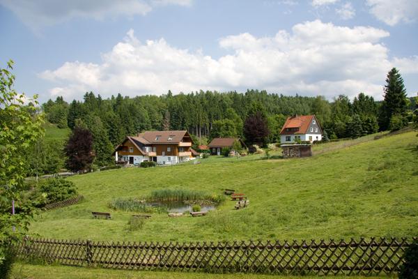 Haus Heidi, Ferienwohnung Waldblick - Altenau