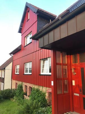 Harz Gästehaus Kleines Berghaus, Ferienwohnung - Braunlage