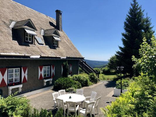 Große Ferienwohnung mit Panoramablick - Winterberg