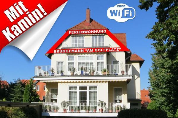 FeWo Brüggemann - Am Golfplatz - - Bad Harzburg