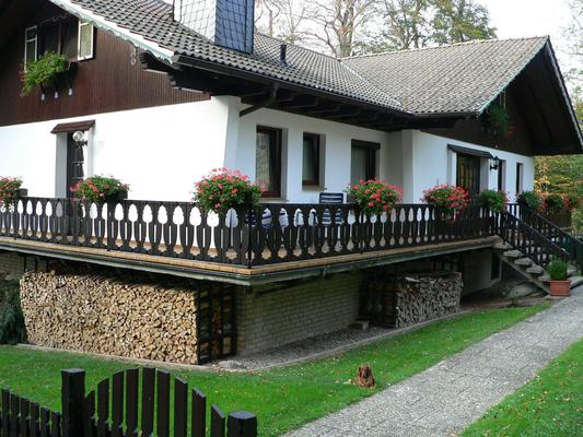 4-Sterne-Ferienwohnung 1 m. PKW-Garage am Nationalpark Harz - Bad Harzburg