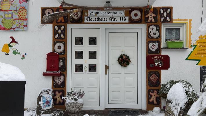 Zum Hexenhaus - Ferienwohnung Hänsel - Wildemann