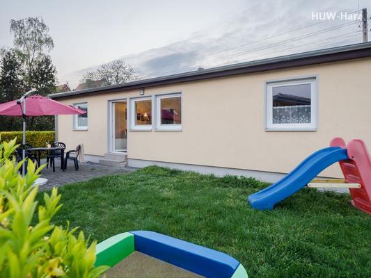 Ferienhaus - Sonnenschein - Familienfreundlich mit Garten - Wernigerode
