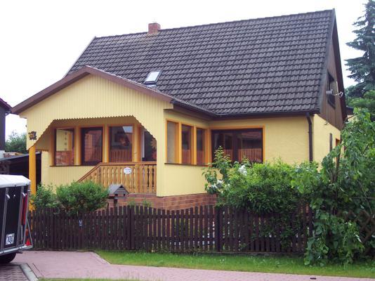 Ferienhaus Boehnke mit W-Lan - Allrode