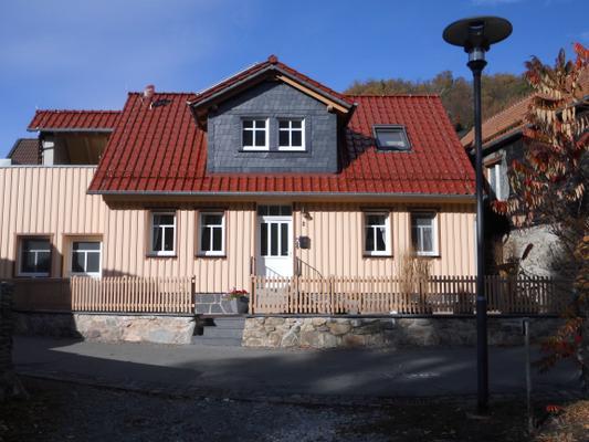 Ferienwohnung Haus Bodefurt - Altenbrak
