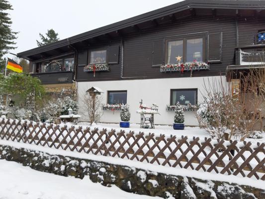 BURGBLICK im Haus Auerhahn - Bad Lauterberg
