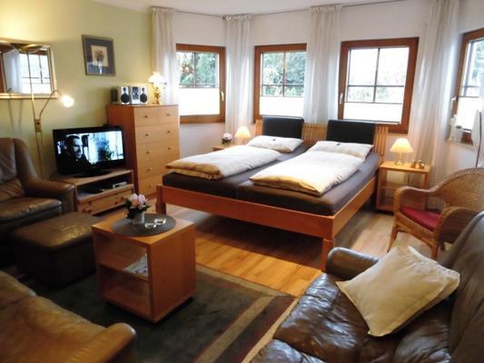 GESUND WOHNEN Vier Sterne Haus, Apartment Nr.4 - Braunlage