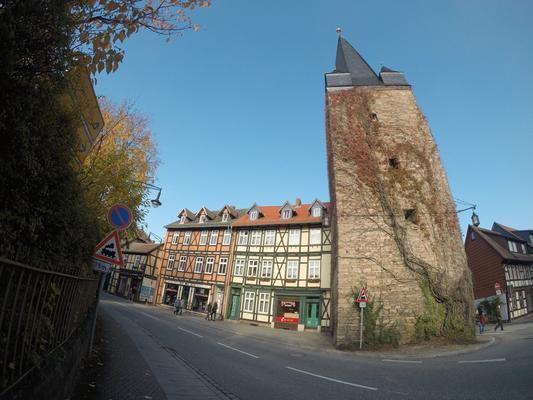 Ferienhaus am Westerntor, Wohnung II - Wernigerode