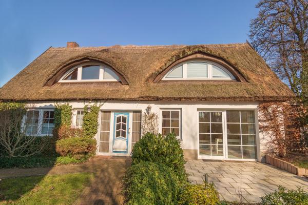 Reetdachhaus Binz (1020106) - Ferienhaus Binz