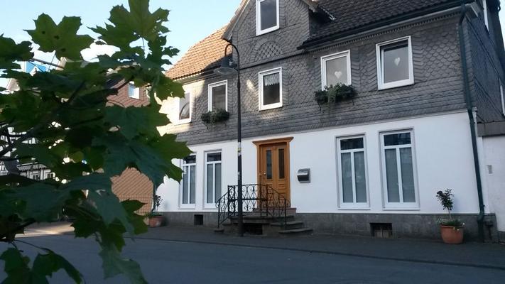 Traumferienhaus am Schloß - Bad Berleburg