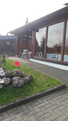FeWo Sammy im Blockhaus - hundefreundlich - Bad Lauterberg