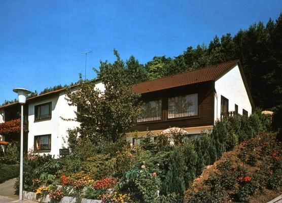 Ferienwohnung im Ferienhaus Blumenhain - Bad Wünnenberg