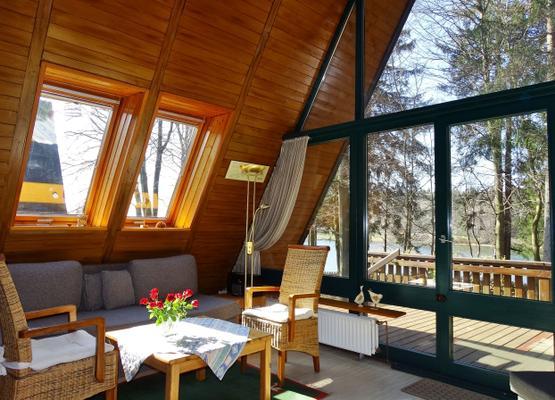 Haus  am Waldsee-22 mit Kamin - Clausthal-Zellerfeld