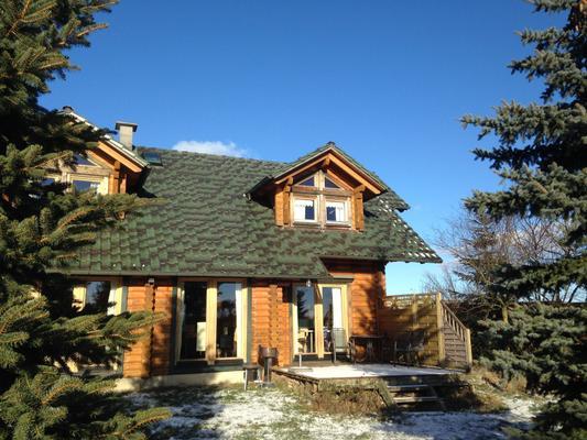 Blockhaus Kamin Sauna Wlan - Siptenfelde