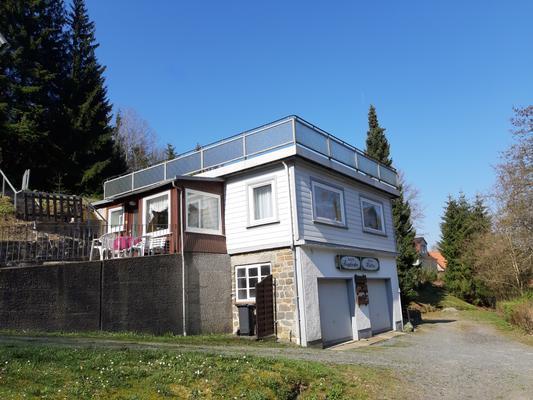 Villa Katze, Das Haus 2 Bäder - Altenau