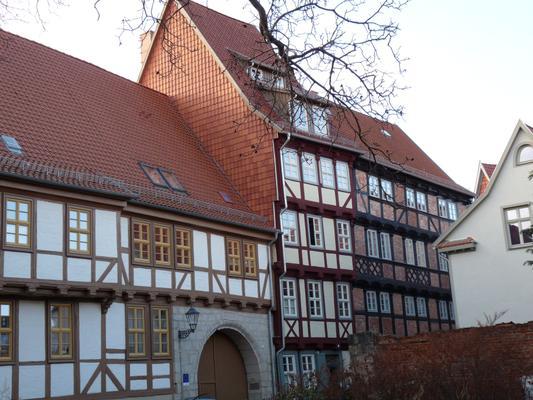 Ferienwohnung im Denkmal - Quedlinburg