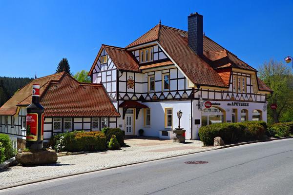 Stammhaus Schierker Feuerstein Wohnung 1 - Schierke