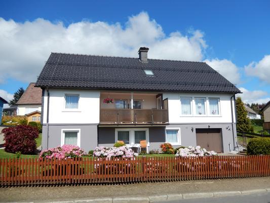 Haus Sandhagen, Ferienwohnung Doris - Buntenbock