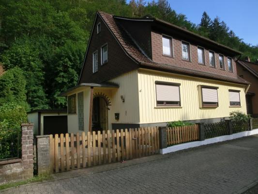 Ferienhaus Koopmann, Wohnung 2 - OG - Zorge