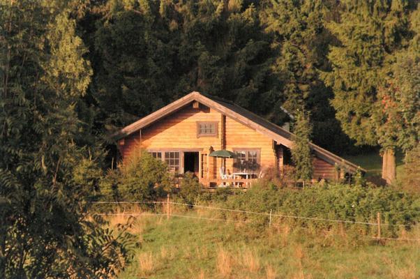 Harzerland-Ferienhäuser,Blockhaus 1 - Buntenbock