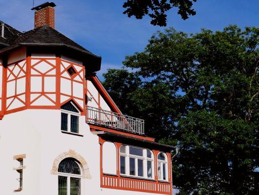 Ferienwohnung 1 in der Vossvilla - Quedlinburg