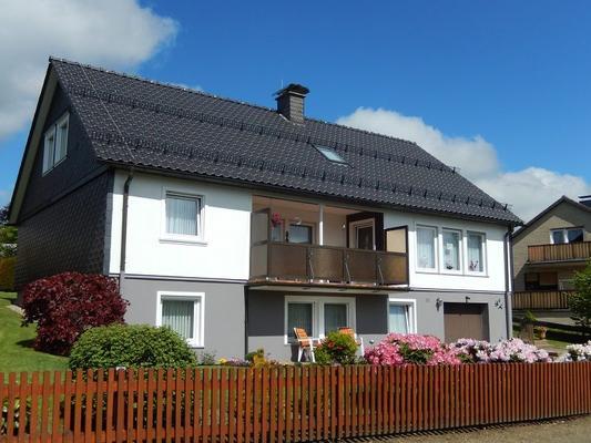 Haus Sandhagen, Ferienwohnung Cornelia - Clausthal-Zellerfeld