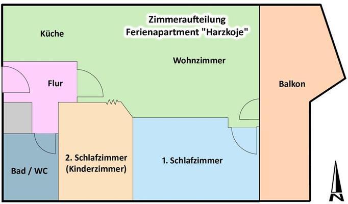 Harzkoje - Hohegeiß