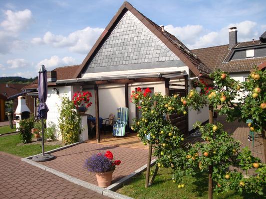 Ferienhaus Pahl in Wolfshagen - Wolfshagen